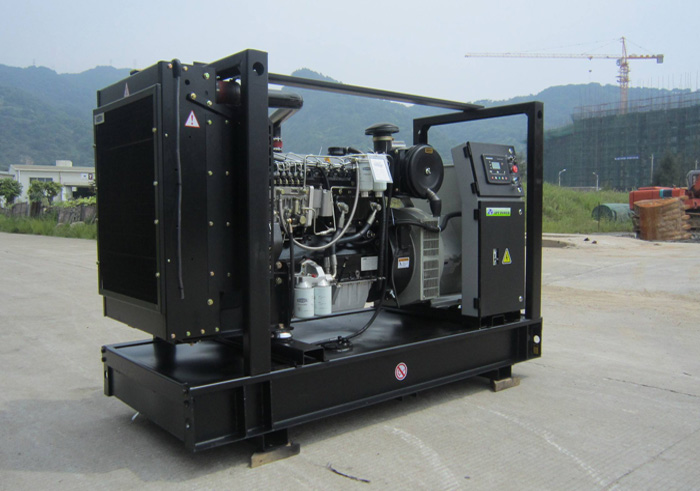 Genset For Buiding
